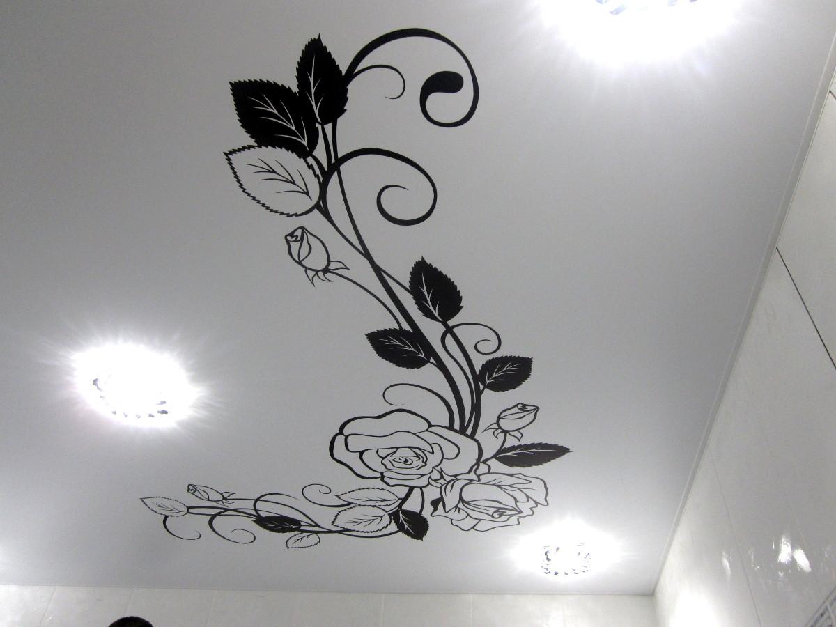 Изображения для фотопечати на натяжных потолках